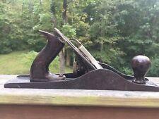 Vintage Plane Wards Master No5 Jack Old Tools Made In USA Wood Block Plane