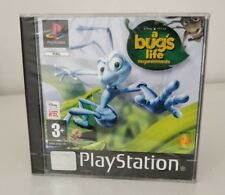 A BUG'S LIFE MEGAMINIMONDO PS1 PAL ITALIANO PLAYSTATION1 NUOVO RARO SIGILLATO
