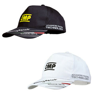 OMP Racing Cap