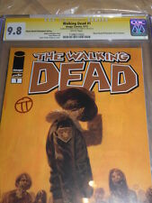 WALKING DEAD #1 WW PHILLY VARIANT CGC 9.8 SS SIGNED BY JULIAN TOTINO TEDESCO!