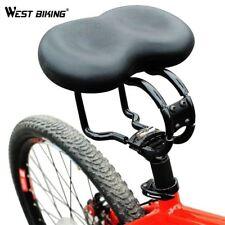 Bike Saddle Ergonomic Padded Noseless Saddle Cycling Soft Seat Cushion