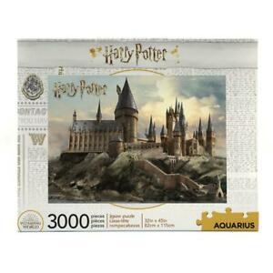 Harry Potter Hogwarts Giant 3000 Piece Jigsaw Puzzle New Sealed