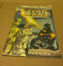 Dark Horse Classic Star Wars the Early Adventures #3  1994 sealed w/ card