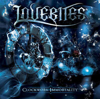 Lovebites : Clockwork Immortality CD (2019) ***NEW*** FREE Shipping, Save £s