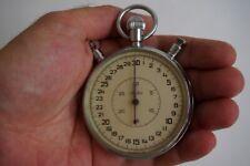 USSR Soviet Stopwatch Chronometer Slava