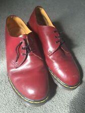 Dr. Martens Leather Original Vintage Shoes for Men