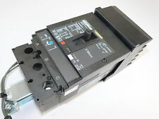 Square D JDA36225AA 3p 225a 600v Circuit Breaker With Auxiliary 1-yr Warranty