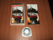 Tom Clancys Splinter Cell Essentials für Sony PSP