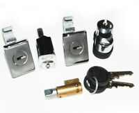 NEW Vespa Bajaj Chetak Lock Assembly Set Of 5 Locks CAD