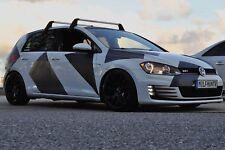 "18"" Miro Type 111 Wheels For VW GTI Jetta MK5 MK6 MK7 5X112 18X8.5 Rims Set (4)"