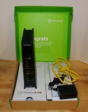 CenturyLink ZyXel C1100Z 802.11n Wireless Modem w/Quick Start Up Guide
