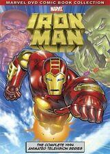 MARVEL IRON MAN: COMPLETE ANIMATED SERIES (3PC) DVD