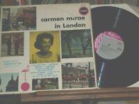 CARMEN McRAE AT THE FLAMINGO IN LONDON UK EMBER 1ST Phil Seaman British Jazz