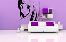 Wall Vinyl Room Sticker Decals Mural Design Art Anime Girl Movie Modern bo580