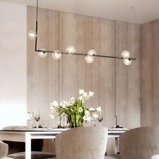 Kitchen Chandelier Lighting Modern Ceiling Lights Bar Lamp Glass Pendant Light