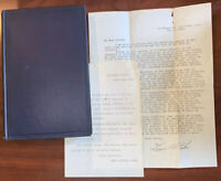 w SIGNED LETTER, 1921, 1st, PATON, SPIRITISM & THE CULT OF THE DEAD IN ANTIQUITY