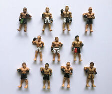 Random 5pcs UFC MICRO 2 INCH Ultimate Fighters FIGURES SET COLLECTION BOY TOY