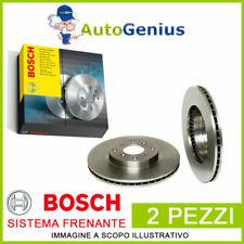 COPPIA DISCHI FRENO ANTERIORI VW GOLF VII 2.0 R 4motion 13> BOSCH 79734