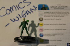 DC HeroClix Superman/Wonder Woman#035 green lantern