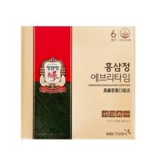 Cheong Kwan Jang Korean Red Ginseng Extract Everytime 10ml*30pouches(Portable)