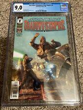 Star Wars: Shadows of the Empire #3 CGC 9.0 (Dark Horse Comics)