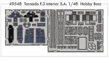 Eduard 1/48 Tornado F.3 interni autoadesivo # 49548