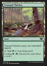 Tranquil Thicket X4 (Commander 2014) MTG (NM) *CCGHouse* Magic