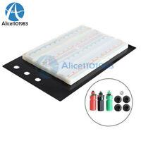 ZY-204 Solderless Breadboard Protoboard 4 Bus Test Circuit Board Tie-Point 1660