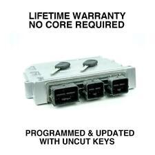 Engine Computer Programmed with Keys 2006 Ford Crown Victoria 6U7A-12A650-CDA