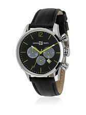 Officina Del Tempo OT1033-1100NYN Men's Chronograph Watch MADE in ITALY