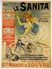 Le Sanita Vintage Poster