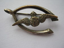 WWII Royal Air Force Militaria Badges