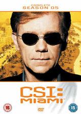 CSI Miami The Complete Season 5 - DVD Region 2