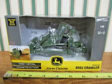 John Deere 850J Dozer Military Version By Ertl 1/50th Scale >