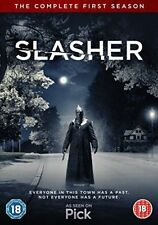 Slasher The Complete First Season 5034741409216 With Wendy Crewson DVD