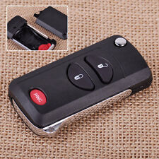 2+1 Button Folding Remote Key Case Flip FOB Shell Case Fits Chrysler Dodge Jeep