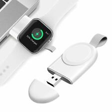 Magnetic iWatch Wireless Charger USB Charging For Apple Watch Series 5 4 3 2 1