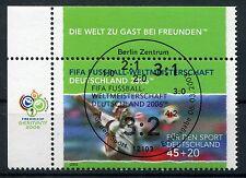 Bund Mi-Nr 2324  Ecke 1 (45+20) - -Sporthilfe- ESST Berlin 2003