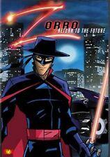 Zorro - Return to the Future New DVD