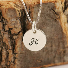 Letters, Numbers Words Fine Necklaces & Pendants