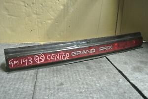 1988-1996 PONTIAC GRAND PRIX LOWER CENTER TAIL FINISH PANEL OEM, 195-06079
