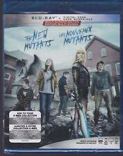 THE NEW MUTANTS (X-MEN) BLURAY & DIGITAL SET with Maisie Williams & Henry Zaga