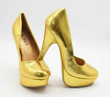 "Women's Very High (greater than 4.5"") Special Occasion Heels"