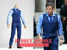 "1/6 Ben Affleck Gentleman Fashion Suit For Batman 12"" Hot Toys ☆SHIP FROM USA☆"