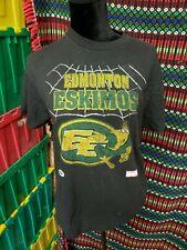 Edmonton Eskimos Medium Rare Marvel Spiderman black T-shirt (ht)