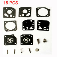 Carburetor Rebuild Kit Fits Zama RB-29 Carb Blower Trimmer Diaphragm Repair