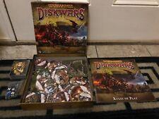 Warhammer : Diskwars Core Set (2013, Game) COMPLETE, GREAT SHAPE