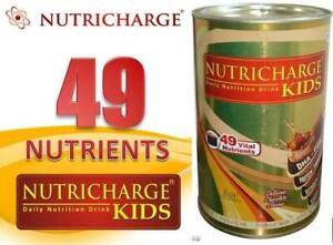 Nutricharge Kids Immunity Booster Drink With 49 Nutrients Vitamins Free Shipping