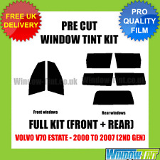 VOLVO V70 ESTATE 2000-2007 (2ND GEN) Full TASTINI finestra Tinta KIT