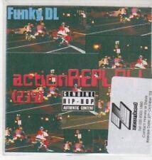 (BQ887) Funky DL, Action Replay - 2003 DJ CD